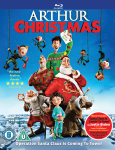 Arthur Christmas (Inclusief UltraViolet Copy)