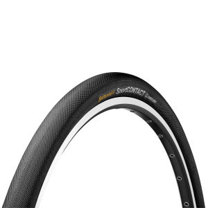 Continental Sport Contact II Clincher Commuting Tyre