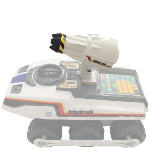 Rocket Launcher for Bigtrak and Bigtrak Junior