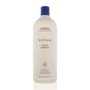Aveda Brilliant Shampoo (1000 ml) - (verdt £ 70)