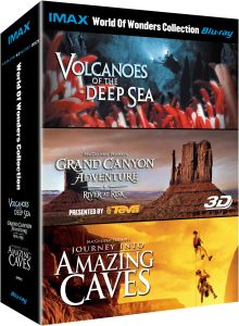 IMAX: World of Wonders Collection (3D and 2D Blu-Ray)