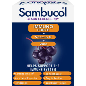 Sambucol 免疫之王胶囊(30粒)