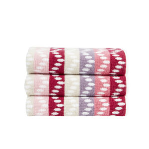 Christy Pavia Towel - Pink