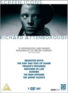 Richard Attenborough - Screen Icons