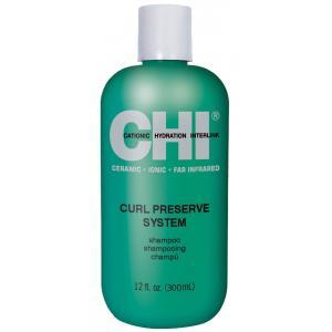 CHI Curl Preserve System - Shampoo (355ml)