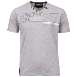 Henleys Men's Tolcarne T-Shirt - White