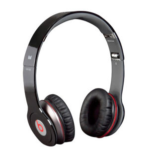 Monster Beats by Dre Solo HD On Ear Headphones with Control Talk (Black)