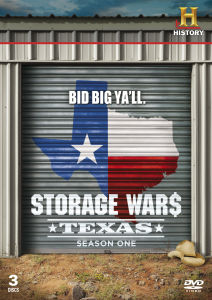 Storage Wars: Texas - Seizoen 1