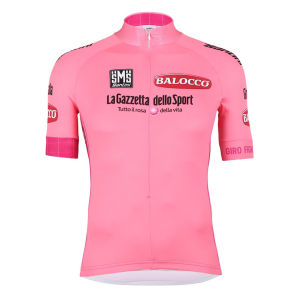Giro Ditalia 2014 Leaders Short Sleeve Jersey - Pink
