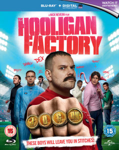 The Hooligan Factory (Includes UltraViolet Copy)