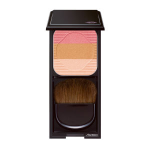 Trío colorete e iluminador Shiseido Face Colour Enhancing Trio RD1 (7g) Apple