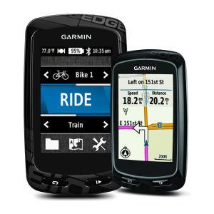 Garmin Edge 810 Performance GPS Cycle Computer (European Maps)