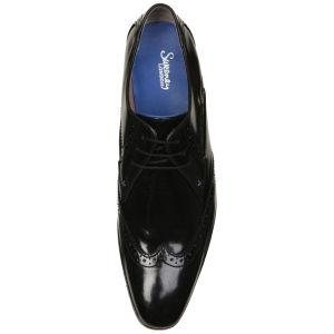 Oliver Shoes Sweeney Hi Buxhall Stitch Shine Black Men's Blake wOkTlZPXiu