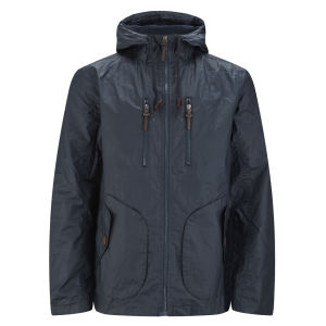 Brave Soul Men's Sweden Jacket - Navy