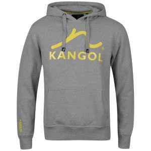 Kangol Men's Lenton Hoody - Grey Marl
