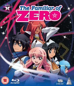 Familiar of Zero - Series 1 Collection