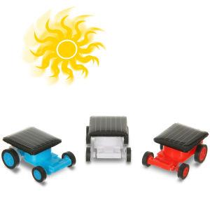 Solar Cars - 3 Pack