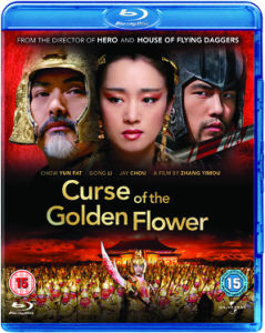 Curse of Golden Flower