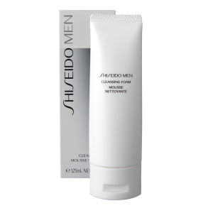 Shiseido Mens Cleansing Foam (125ml)