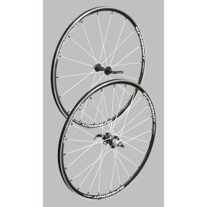 Spinergy Xaero Lite Wheelset with Free Continental GP Tyres and Tubes