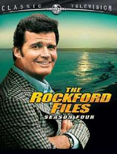 The Rockford Files - Seizoen 4