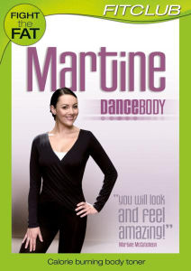 Martine McCutcheon: Dancebody Workout