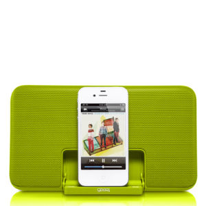 Gear 4 Street Party 0 Portable Speaker Dock - Green