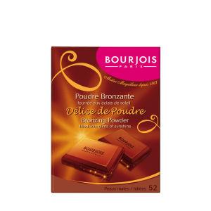 Polvos Bronceadores Bourjois Bronzing Powder - Délice de Poudre