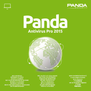 Panda Antivirus Pro 2015 (1 User / 1 Year) - OEM