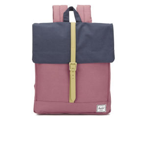 Herschel Supply Co. Women's Classic City Mid Volume Backpack - Dusty Blush/Navy