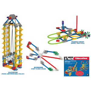 K'NEX Simple and Compound Machines (77053)