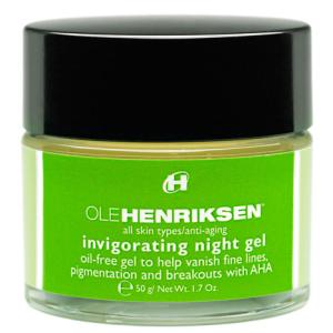 Invigorating Night Gel - Firming Treatment 50g
