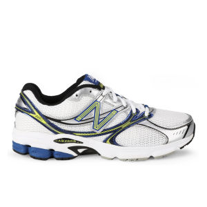 New Balance Men's M660 v2 Stability Running Trainer - White/Blue