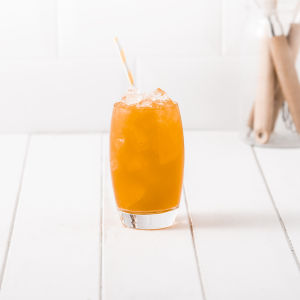 Mango and Passion Fruit Drink Mix
