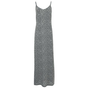 VILA Women's Caty Maxi Dress - Grey