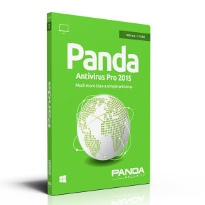 Panda Antivirus Pro 2015 (1 User / 1 Year) - DVD