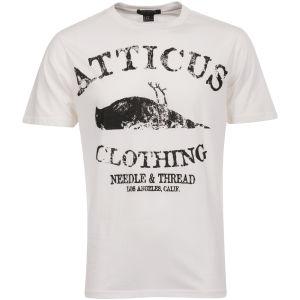 Atticus Mens Ntla T-Shirt - White
