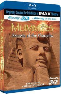 IMAX: Mummies-Secrets of Pharoahs 3D (Bevat zowel de 3D als de 2D versie)