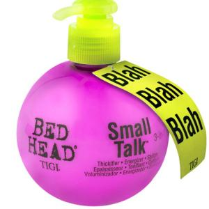 Soin coiffant épaississant Tigi Bed Head Small Talk 240ml