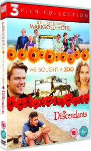 Best Exotic Marigold Hotel / We Bought a Zoo / Descendants