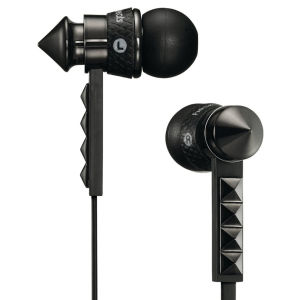 Beats by Dr. Dre Lady GaGa Heartbeats 2.0 Earphones with ControlTalk - Black