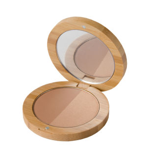 TanOrganic Duo Bronzer - Brown (8 g)