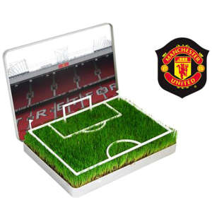 Grow Your Own Manchester United Mini Pitch