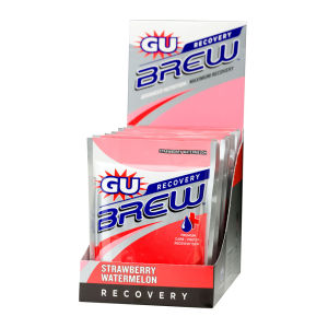 GU Recovery Brew 60g - Box of 12