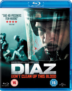 Diaz: Dont Clean Up This Blood