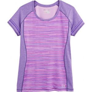 Under Armour Women's Sonic Varsity Short Sleeve T-Shirt - Pride