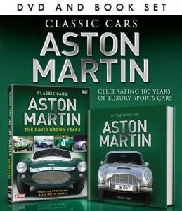 Classic Cars: Aston Martin (Includes Book)
