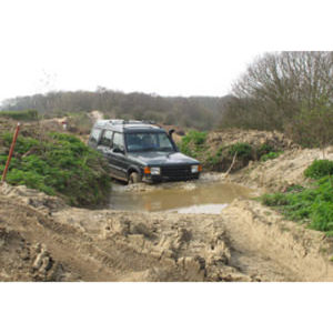 One Hour Off Road One-to-One Driving Experience in Kent