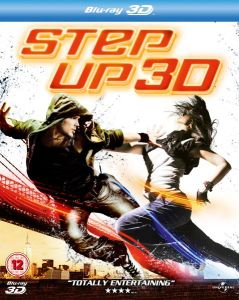 Step Up 3: Exclusive Blu-Ray 3D Edition