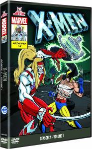 X-Men - Season 2 Volume 1